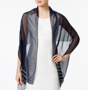 Inc International Concepts Diagonal Beaded Wrap